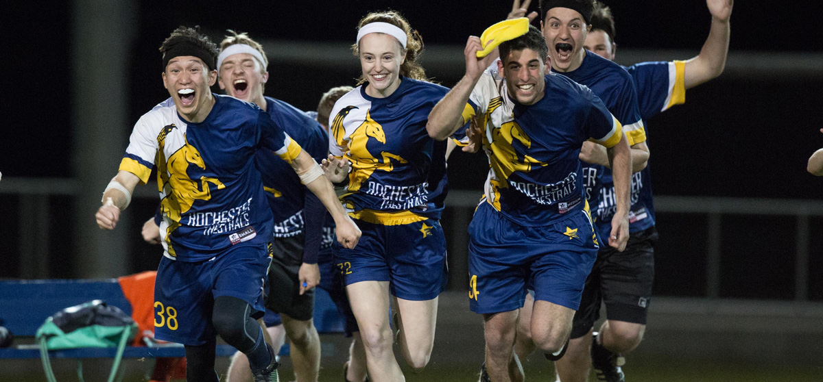 Winners of US Quidditch Cup 11