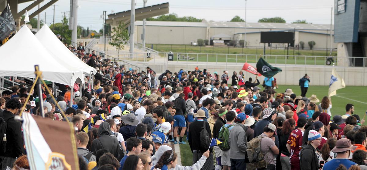 Round Rock Will Host US Quidditch Cup 12