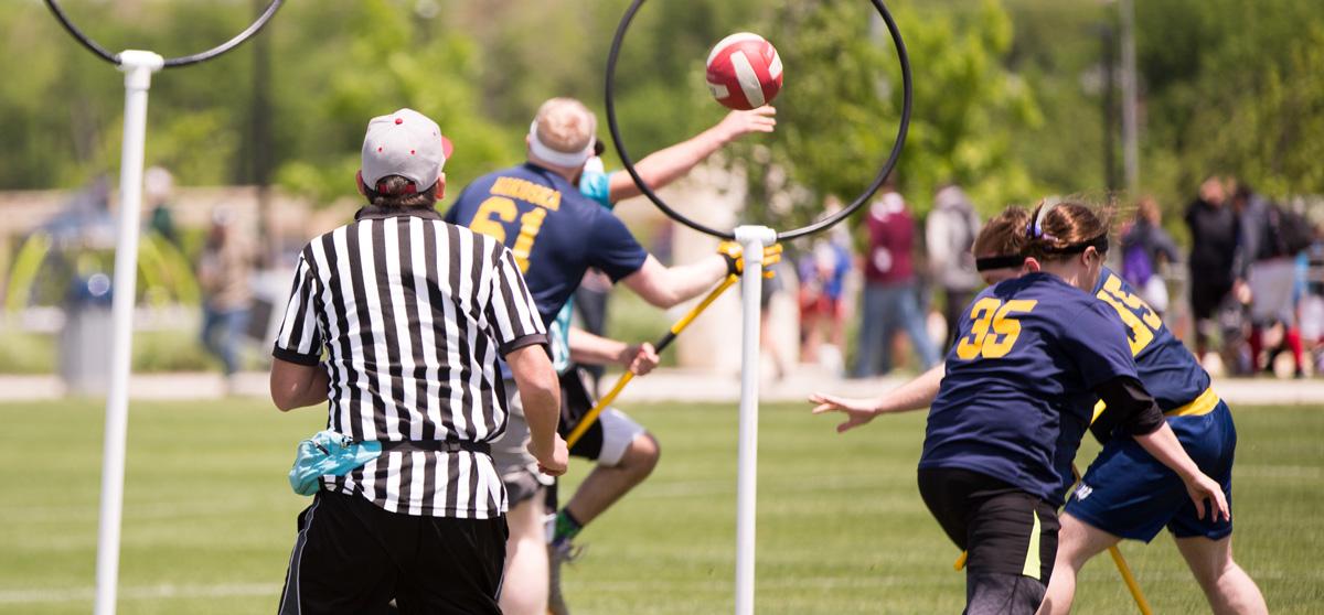 International Referee Program at US Quidditch Cup 12